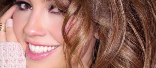 Thalía organizó un fiesta de cumpleaños para su esposo Tommy Mottola