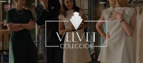 Velvet Collection: il lancio della linea di costumi e la gelosia di Clara.