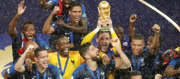 Coupe du Monde de Football : la France championne