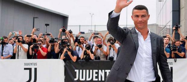 Cristiano Ronaldo desea regresar con la Juventus a lo más alto del fútbol europeo