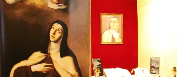 Halladas unas cartas manuscritas de Santa Teresa a su 'otro' amor en Madrid