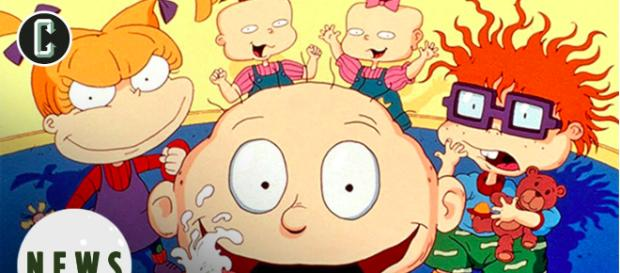 'Rugrats' characters. - [ColliderVideos channel / YouTube screencap]