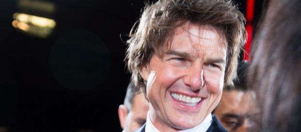 Tom Cruise at Japan premiere of 'Jack Reacher- Never Go Back.' - [Dick Thomas Johnson / Wikimedia Commons]