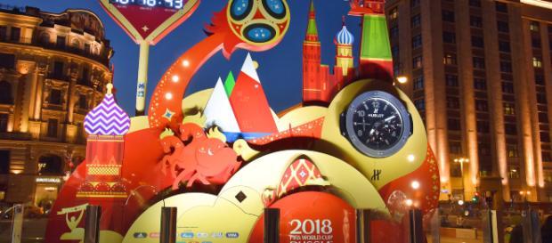 Voyager en Russie pendant le Mondial de football