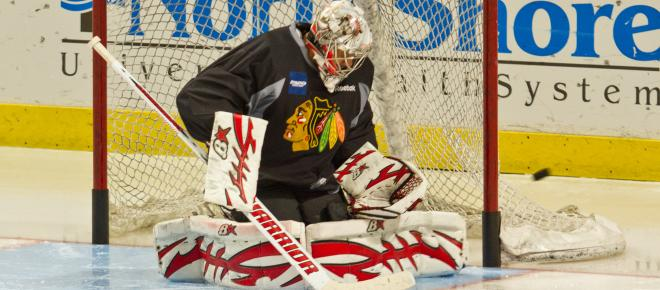2013 Stanley Cup winning goalie Ray Emery died in accidental drowning