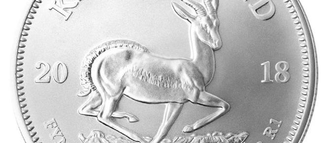 Silber-Krügerrand als neue Anlagemünze erblickt das Licht der Welt