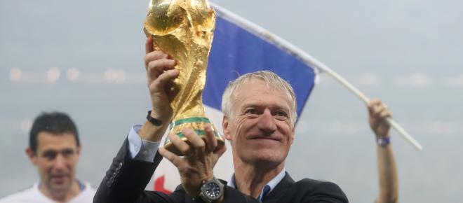 TF1 réunit près d'un Français sur trois devant la finale de la Coupe du monde de football