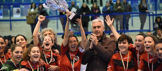 Nuceria: le ragazze del calcio a 5 trionfano a Montecatini e vincono il tricolore Csi
