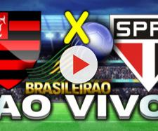 Flamengo e São Paulo jogam pelo Campeonato Brasileiro