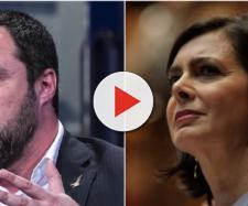 Nuovo scontro su Ong e immigrazione tra Matteo Salvini e Laura Boldrini