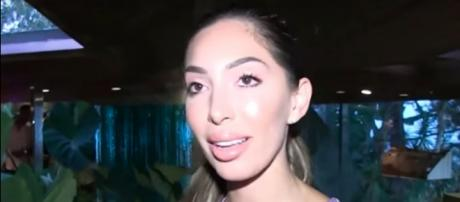 Farrah Abraham already has a list of WWE stars she wants to go against in the ring. - [TMZ Sports / YouTube screencap]