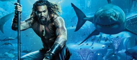Jason Momoa will reprise his role as Arthur Curry in the live-action 'Aquaman' film. - [Emergency Awesome / YouTube screencap]