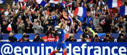 Griezmann, o craque francês que conquistou a empatia com a bola no pé e o sorriso no rosto.