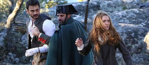 Anticipazioni Il Segreto: Julieta mette fine alla vita del padre