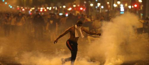 Disturbios, saqueos y destrozos en Francia en la celebración como ganadora del Mundial