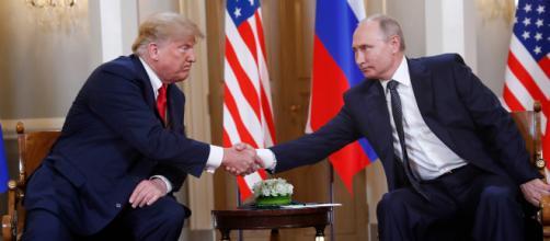 Donald Trump revela que espera mejorar las relaciones con Rusia