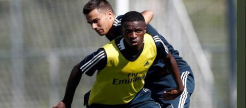 El Real Madrid comienza los entrenamientos de la pretemporada