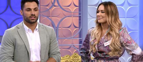 MYHYV: Eleazar y Silvia con una cita llena de insinuaciones y atracción física