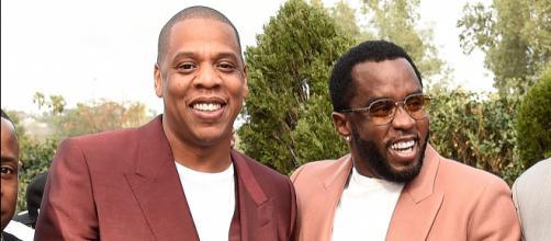 Jay-Z e Diddy, tra i protagonisti della classifica Forbes 2018.