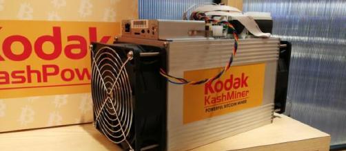 Kodak KashMiner un plan ambicioso, pero sin solidas bases