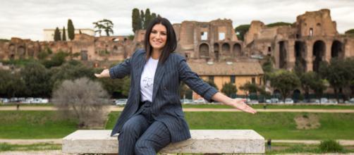 Laura Pausini tour 2018 Roma Circo Massimo