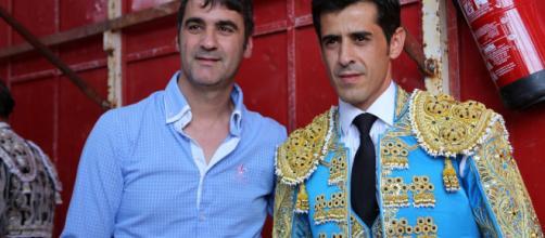 Los Janeiro apoyan a Víctor con la ausencia de María José Campanario
