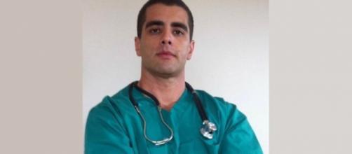 Médico Denis Furtado é procurado pela polícia.