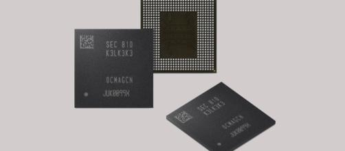 Samsung presenta el primer chip RAM LPDDR5 de 8 GB para dispositivos móviles