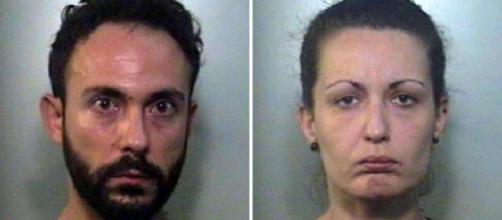 Nella foto i due condannati Enrico Piroddi e Milena Ceres - fonte della foto: mediaset.it
