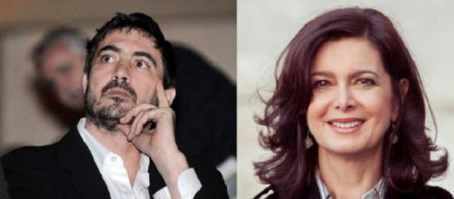 Nicola Fratoianni e Laura Boldrini, entrambi di LeU, hanno due idee diverse sulle Europee