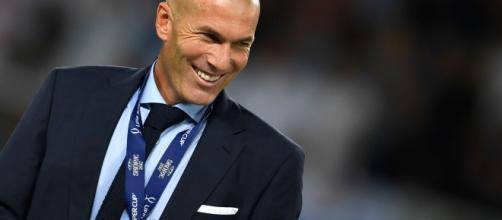 """Real Madrid, Zidane che umiltà: """"Non sono il miglior allenatore al ... - itasportpress.it"""