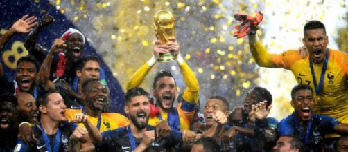 Seleção francesa vence a Copa da Rússia 2018, tornado-se bicampeã mundial