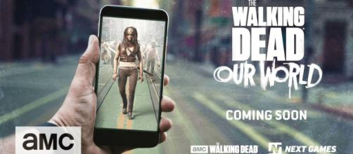 the walking dead: our world amc et next games