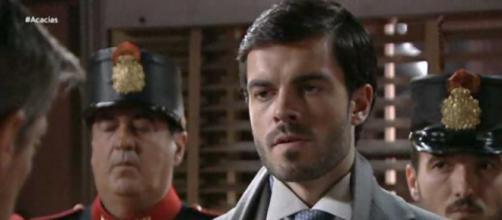 Anticipazioni Una Vita, Mauro fa arrestare Cayetana e Fernando, la Sierra drogata