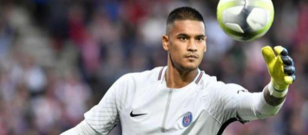 Alphonse Areola est la priorité de l'AS Rome en cas de départ d'Alisson Becker cet été.
