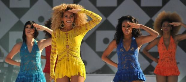 Beyoncé Good Morning America's Summer Concert Series in Central Park, Manhattan NYC (Image courtesy – Asterio Tecson, Wikimedia Commons)