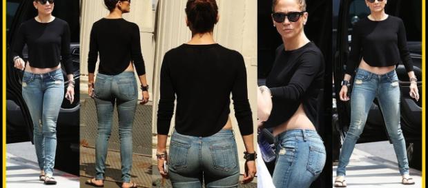 Jennifer López marca tendencia con su look de pantalones para este verano de 2018