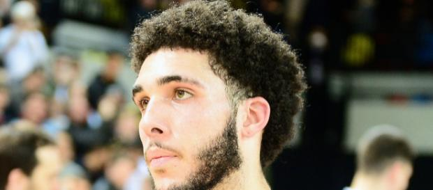 LiAngelo Ball in action. - [Graham Hodges / Wikimedia Commons]