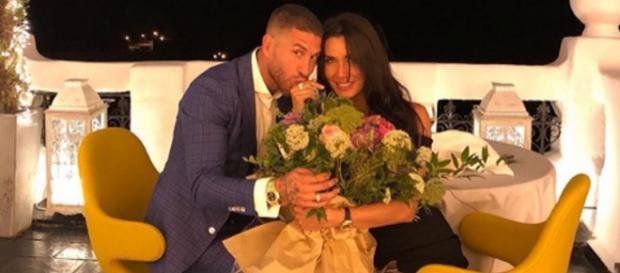 Sergio Ramos le pide matrimonio a Pilar Rubio: 'Ha dicho que sí'