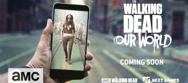 the walking dead: our world amc et next games