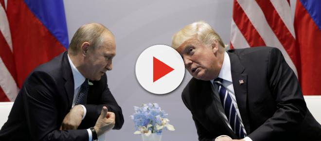 Trump's Helsinki press conference with Putin