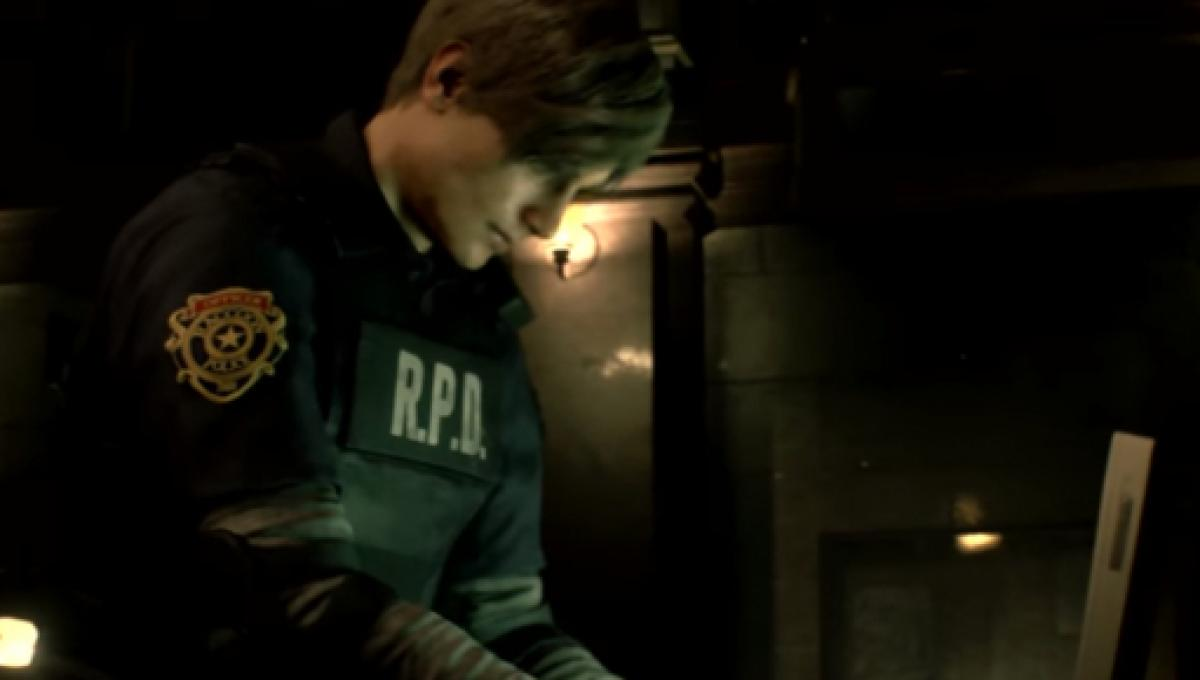 Resident Evil 2 Is Not A Straight Remake Leon And Claire Zapping