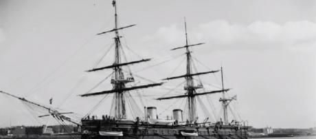 Navio russo afundado em 1905 é encontrado