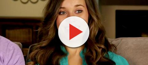 Jessa Duggar Seewald from screenshot