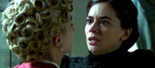 Anticipazioni Una Vita: Cayetana intenta a mettere fine all'esistenza di Teresa