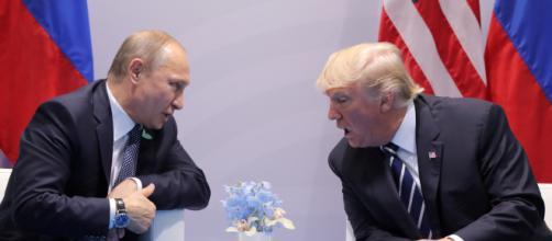 Indignación en Estados Unidos por el trato conciliador y amable de Trump con Putin