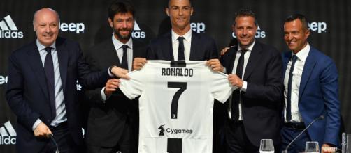 Cristiano Ronaldo está 'emocionado de ser bianconero' al igual que los fans de la Juventus