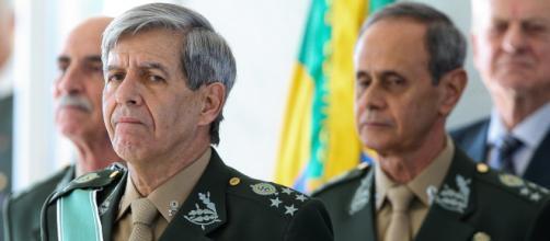 General não será candidato a vice de Bolsonaro