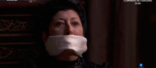 Anticipazioni, Una Vita: Cayetana sequestra la Dicenta, Mauro scopre che Teresa è incinta