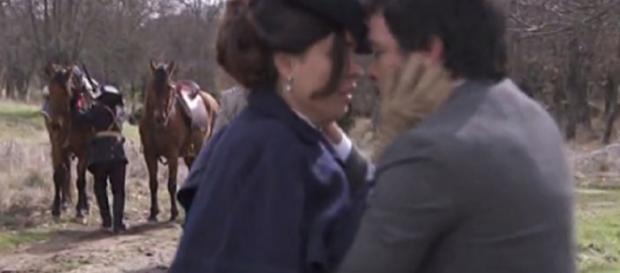 Anticipazioni Una Vita: Pablo mette in salvo la moglie Leonor